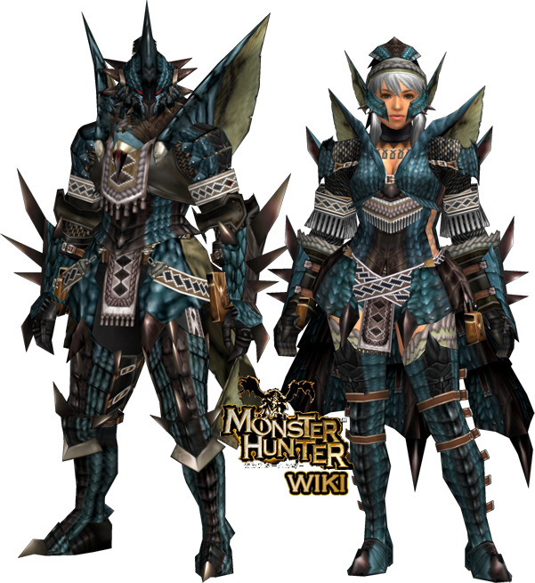 Rathalos Soul Z Armor (Blademaster)