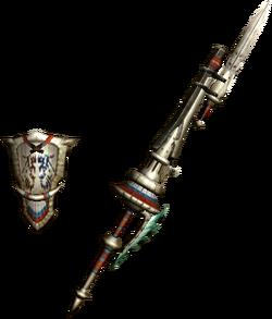 MHGU-Gunlance Render 050