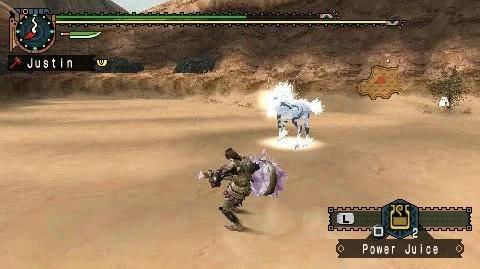 Monster Hunter 2G Kirin Training