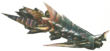 FrontierGen-Heavy Bowgun 011 Low Quality Render 001