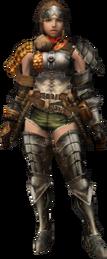MH1-HunterArmorSetF