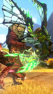 MHSP-Astalos and Rathalos Screenshot 002