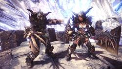 MHW-Nergigante Gamma Armor Screenshot 001