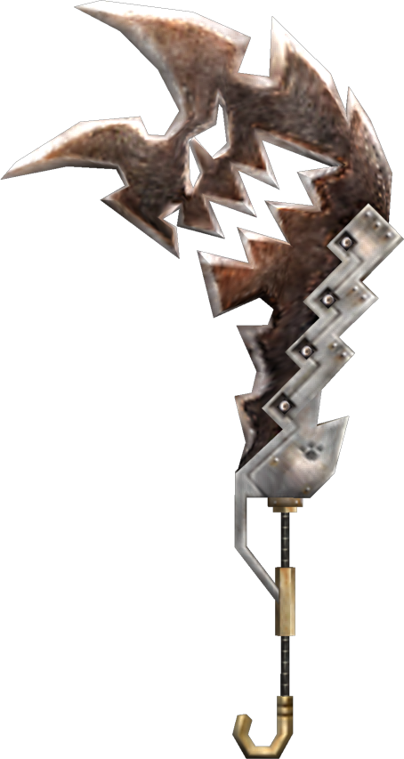 1stGen And 2ndGen Great Sword Render 037