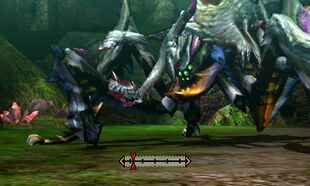 MH4U-Shrouded Nerscylla Claw Break 002