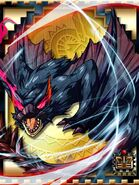 MHCM-Nargacuga (King) Card 002