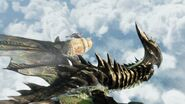 MHGen-Astalos and Rathalos Screenshot 001