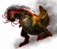 MHSP-Savage Deviljho Render 002