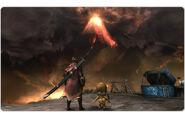 NIL MonsterHunterTri Volcano
