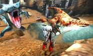 MH4U-Zamtrios and Tigerstripe Zamtrios Screenshot 003