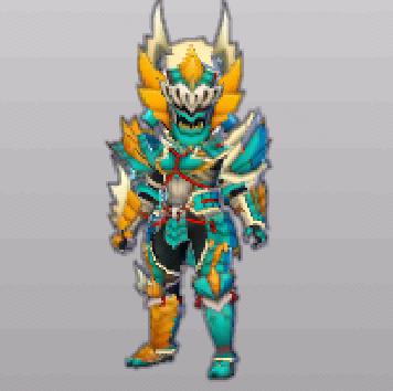 File:MHST-Zinogre Armor (Male) Render 001.png
