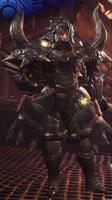 Diablos Nero α Armor (MHW)