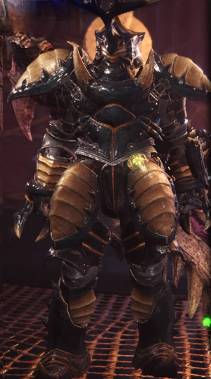 King Beetle Armor (MHW) | Monster Hunter Wiki | FANDOM powered by Wikia