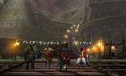 MH4U-Town Screenshot 001