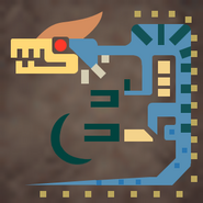 MHFU-Velociprey Icon