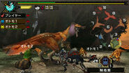 MHP3-Great Wroggi and Wroggi Screenshot 002