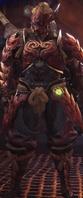 Odogaron β Armor (MHW)