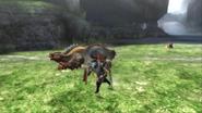 MHP3-Arzuros Screenshot 010