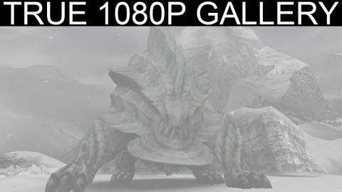 35 - Destruction Approaches 1080p Ukanlos ウカムルバス - Monster Hunter Freedom Unite Gallery MHFU
