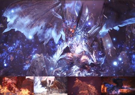 MHW-Arch-Tempered Monsters Screenshot 001