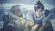 Monster Hunter World Iceborne - The Iceborne Wyvern