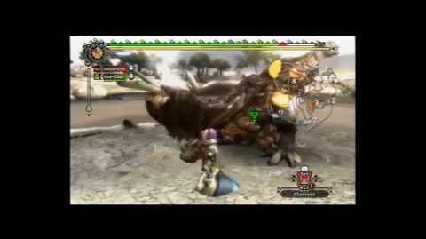 Barroth Hammer Tutorial... kinda - Monster Hunter 3 Tri Wii