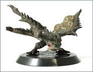 Capcom Figure Builder Volume 6 Rathian