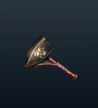 MH4U-Relic Hammer 001 Render 002
