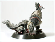 Capcom Figure Builder Volume 6 Stygian Zinogre