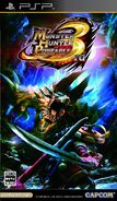 Game Cover-MHP3 JPN