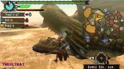 13° guia monster hunter portable 3 hapurobokka (español-latino)
