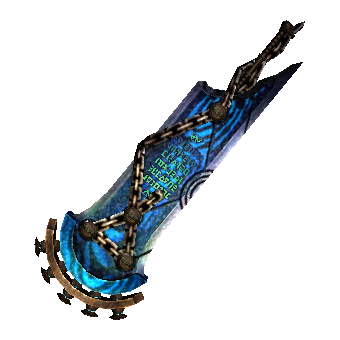MH4U-Great Sword Render 022
