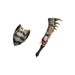 MHGU-Sword and Shield Render 018G