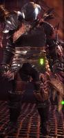 Rath Heart α Armor (MHW)