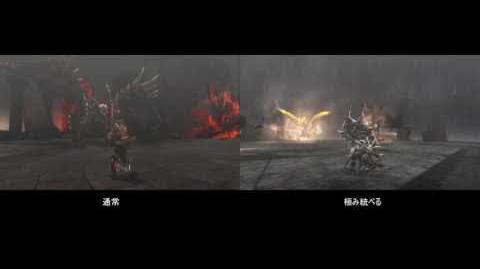 グァンゾルム モーション比較