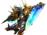 Star Knight Armor (Blademaster) (MH4U)