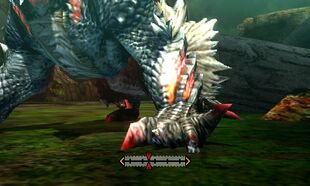 MH4U-Stygian Zinogre Left Claw Break 002