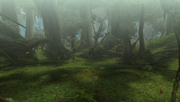 MHFU-Great Forest Screenshot 007