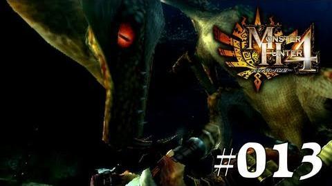 Let's Play Monster Hunter 4 013 - Lüsternder Gendrome GER