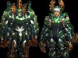 Seltas Armor (Gunner) (MH4U)