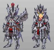 Silver Sol Armor Mhst Monster Hunter Wiki Fandom