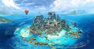 MHXR-Island Town 001