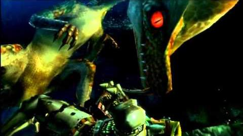 3DS Monster Hunter 4 Ultimate -Gendrome Intro-