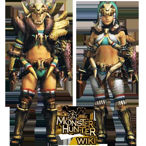 Bone Armor Gunner Monster Hunter Wiki Fandom