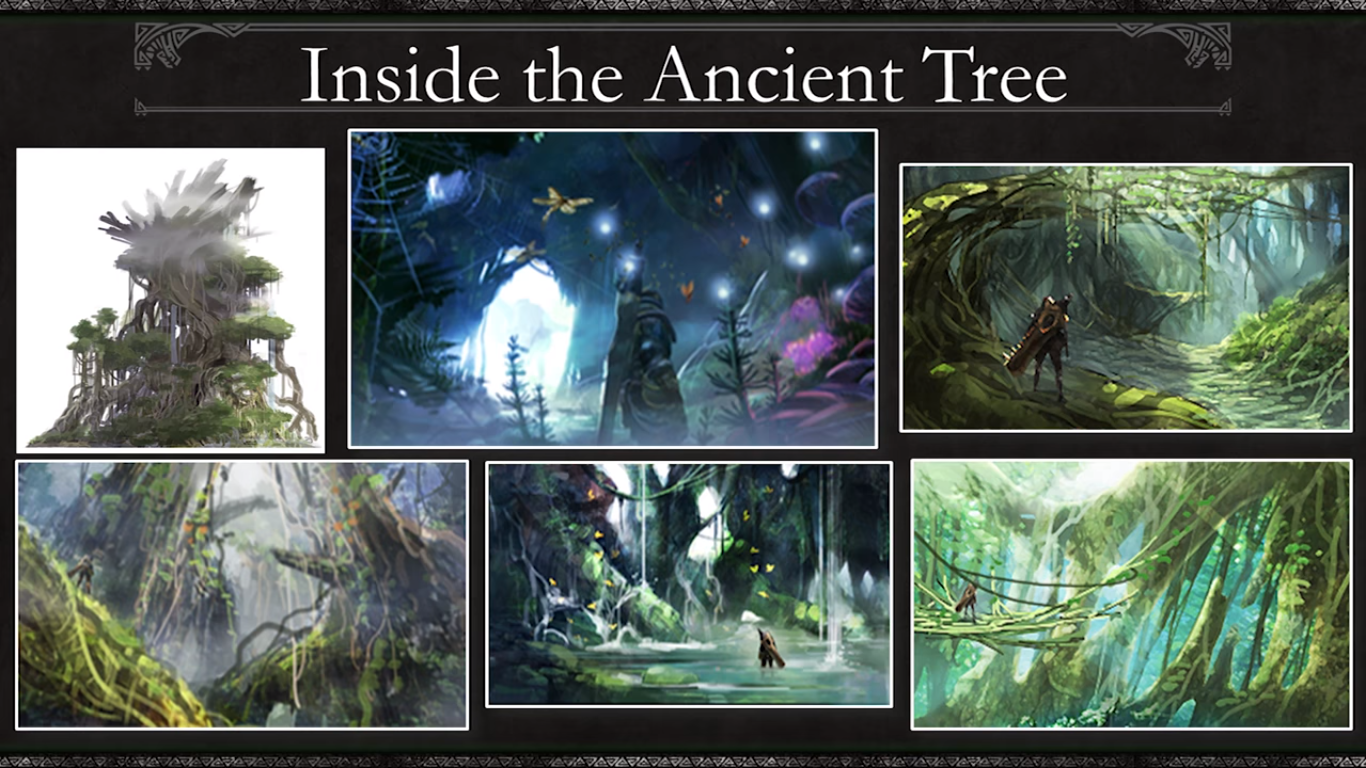 MHW-Ancient Forest Concept Art 007