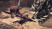 MHW-Odogaron and Radobaan Screenshot 001