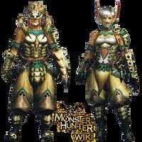 Barioth-Gunner