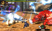 MH4U-Khezu and Red Khezu Screenshot 003