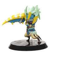 Capcom Figure Builder Palicoes Volume 2 Zinogre Cat
