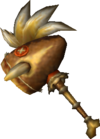 MHP3-Felyne Weapon Render 005